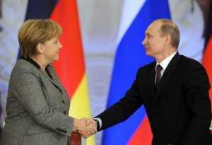 Северный поток-2 –последний подарок Меркель для Путина