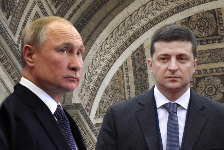 Запретный Крым: тема полуострова не может быть в повестке встречи между Путиным и Зеленским