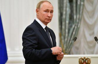 Стало известно, почему Путин ушел на карантин