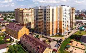 В России стремительно уменьшается площадь квартир в новостройках