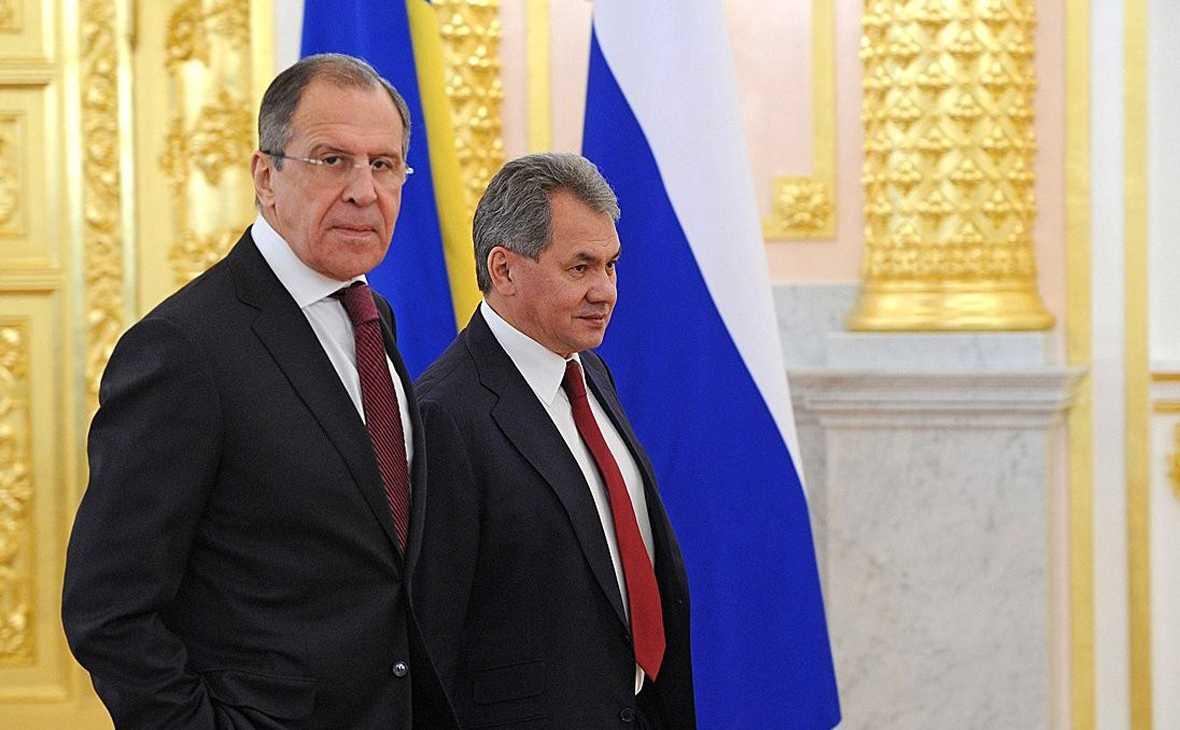 Политолог оценил будущее Шойгу и Лаврова в Госдуме