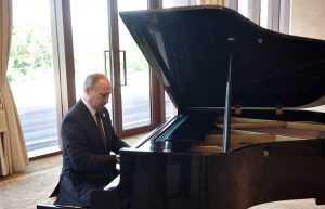 «И на дуде игрец»: друг Путина рассказал о музыкальном таланте президента