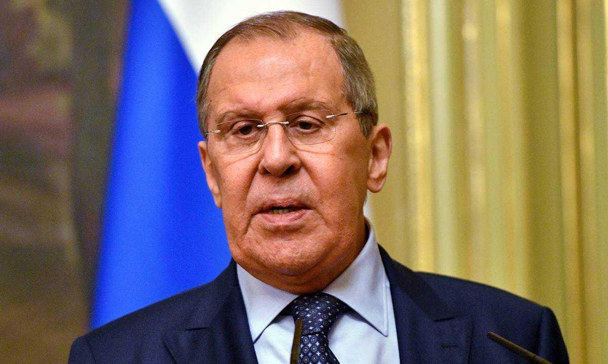 Лавров заявил, что Россия готова к налаживанию отношений с Украиной