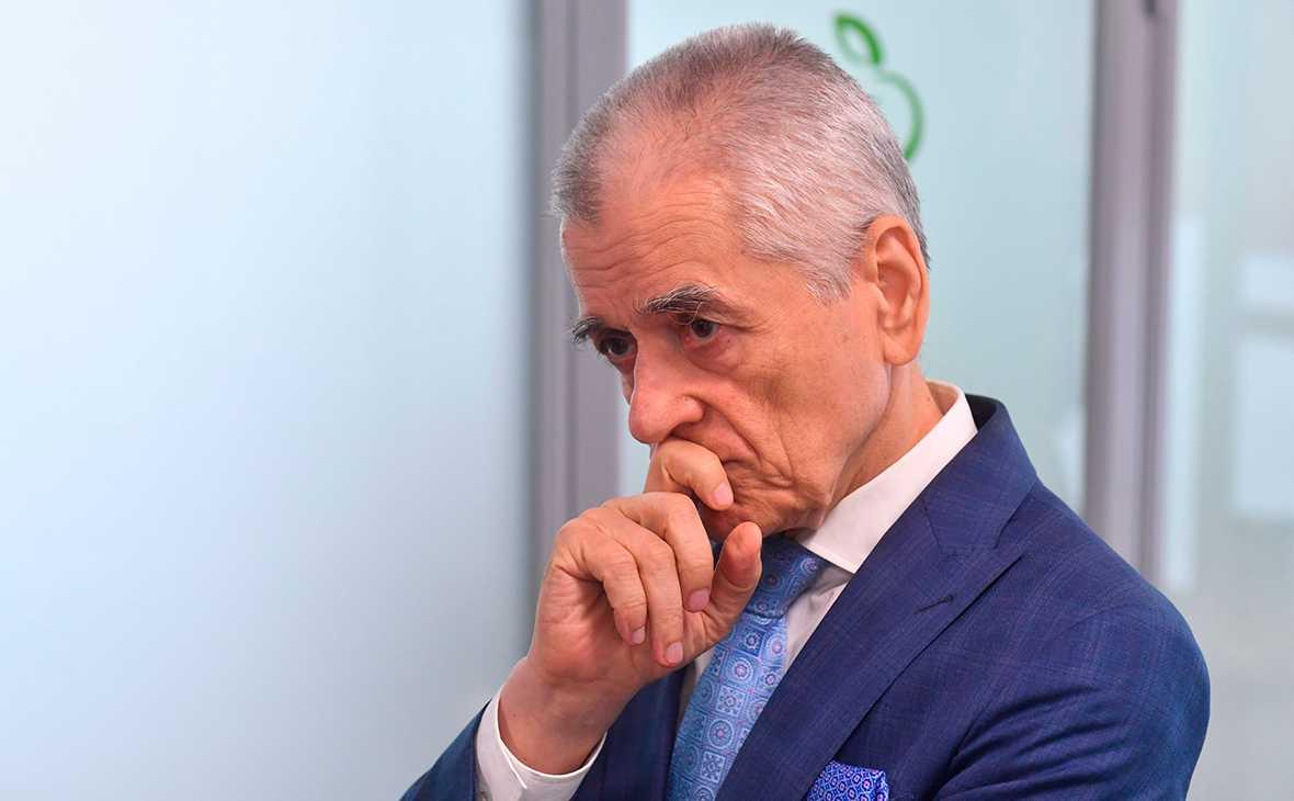 Онищенко рассказал о своем мнении по поводу смертной казни для педофилов