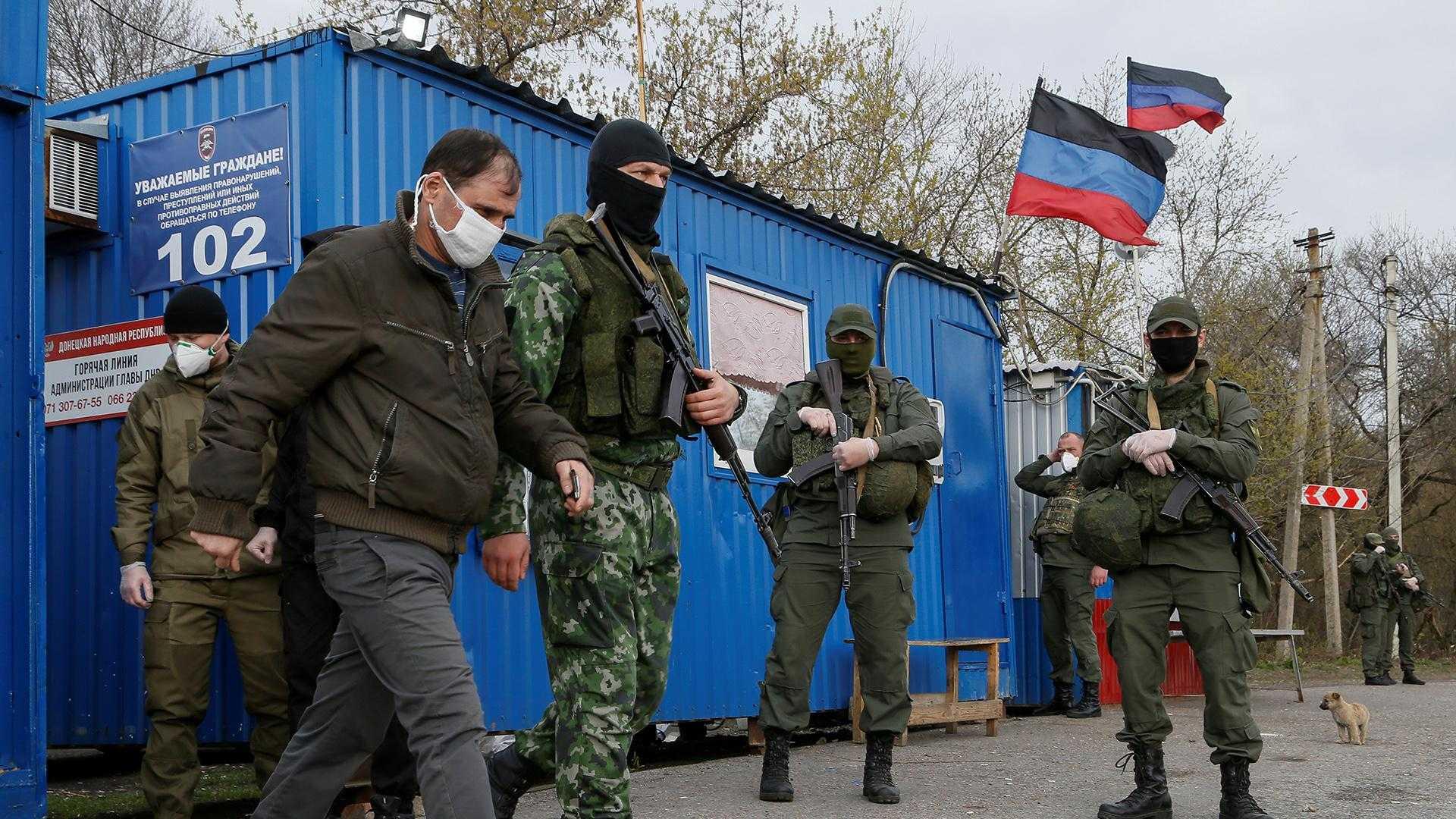 Германия и Франция не смогли назвать стороны конфликта на Донбассе