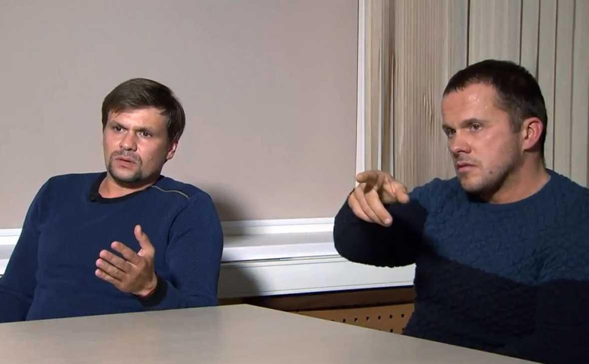 В Великобритании предъявили обвинение третьему россиянину по «делу Скрипалей»