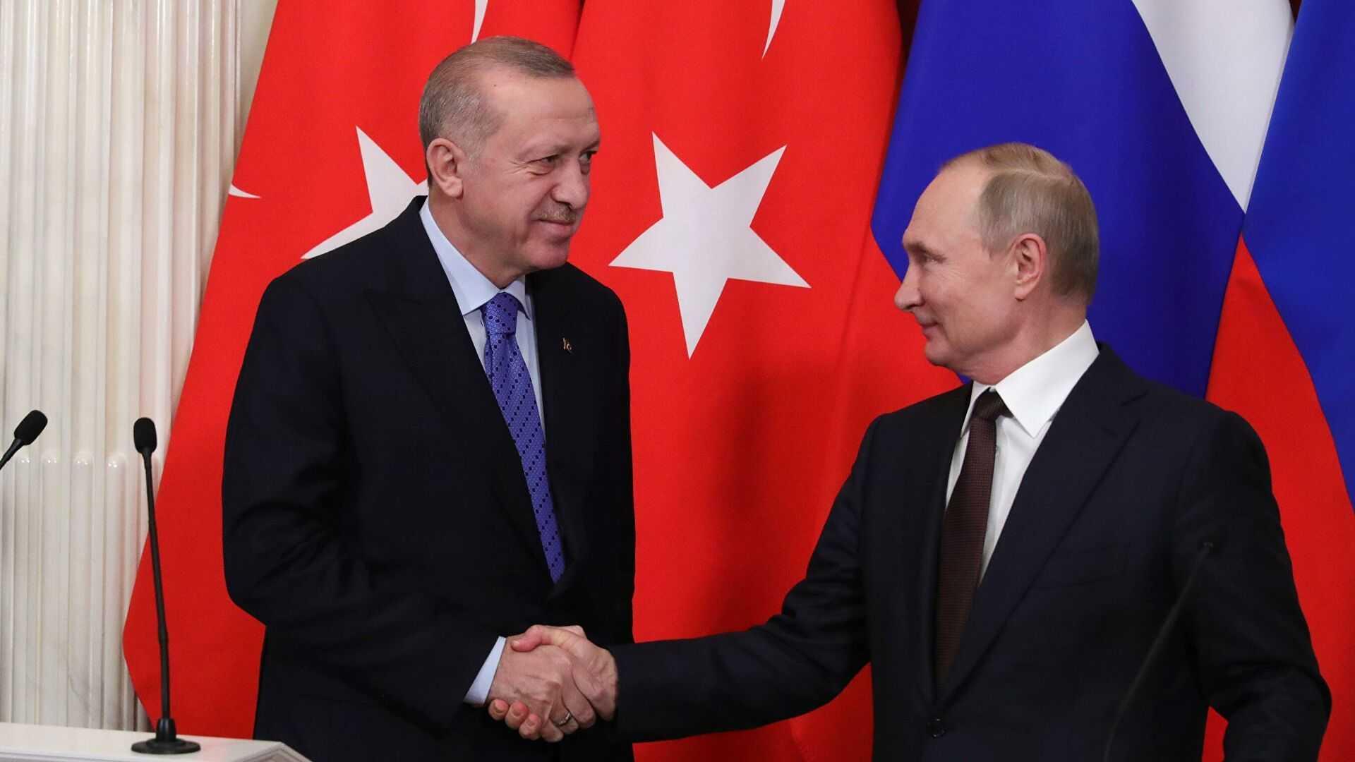 Эксперт предположил, о чем Эрдоган хочет поговорить с Путиным