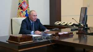Путин не исключил госконтроля над информацией для детей в интернете