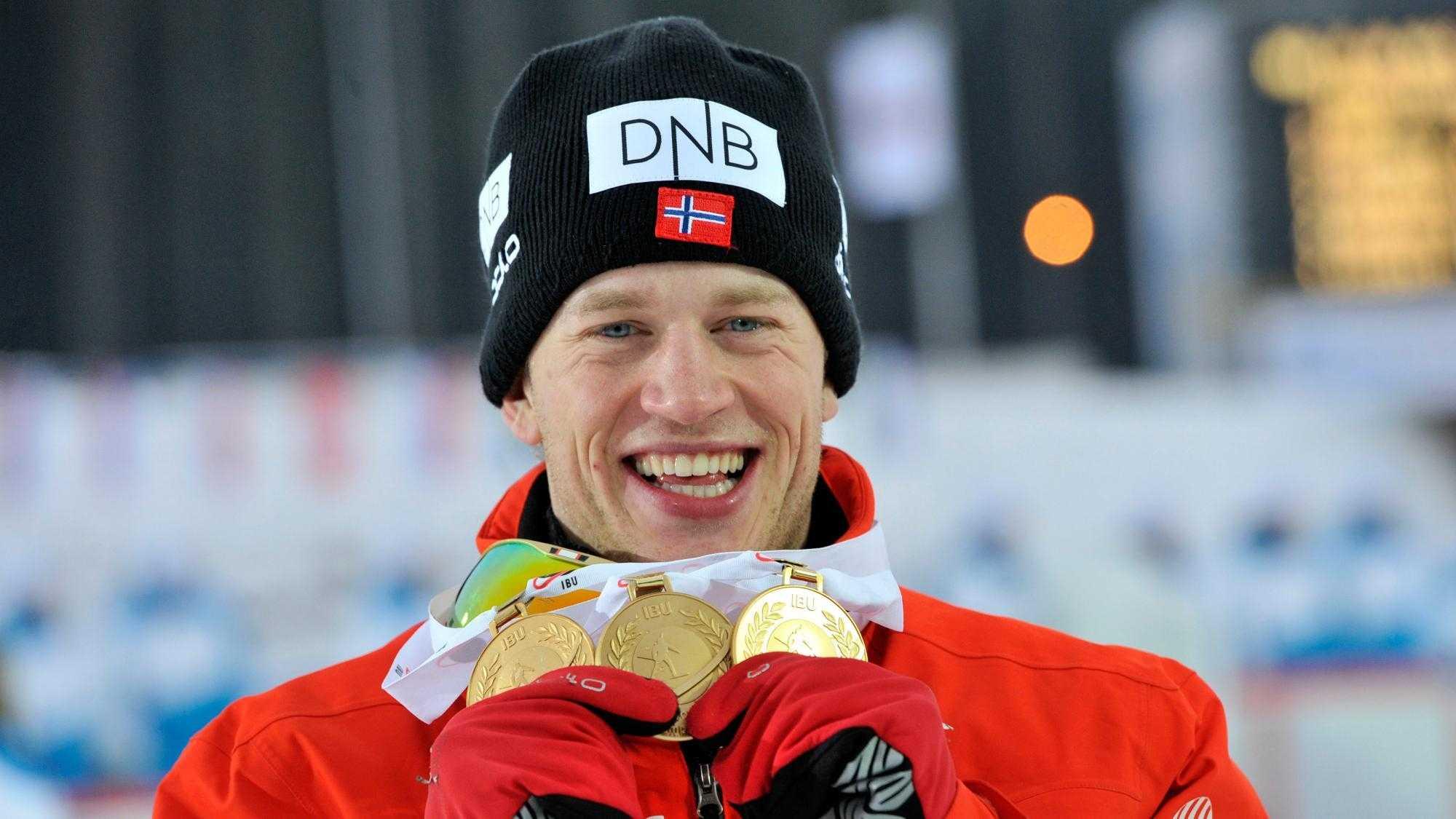 Губерниев жестко ответил норвежским биатлонистам, раскритиковавшим Логинова