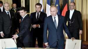 Зеленский поделился своими ожиданиями от отношений с Россией в будущем