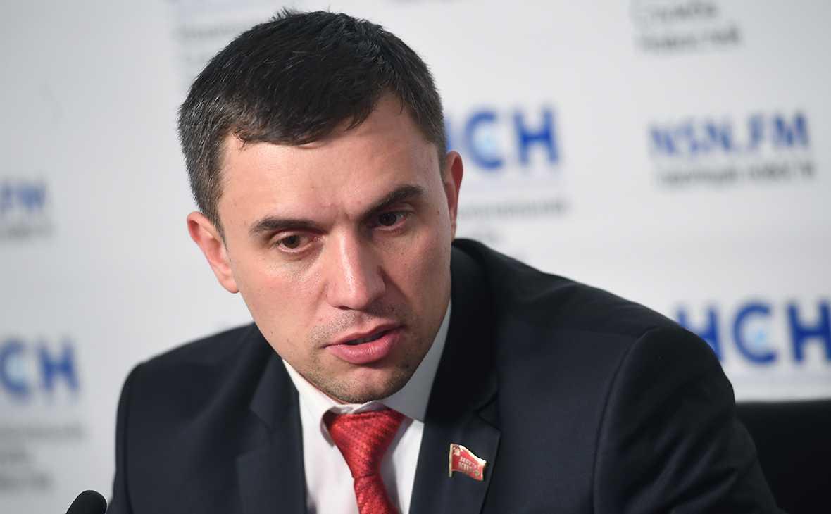 Депутату от КПРФ, который отказался признавать Крым, предложили дать украинское гражданство