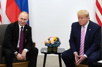 Американские СМИ заподозрили Путина в «отвлекающем маневре» с переводчицей на встрече с Трампом