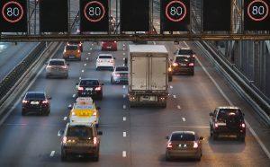 В России могут вернуться штрафы за превышение средней скорости