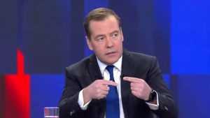 Медведев рассказал, сколько было американских атак на ЦИК в период выборов