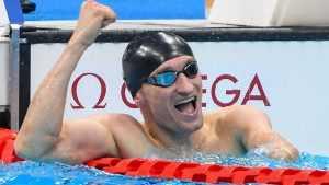 Российские паралимпийцы вышли на второе место в общекомандном зачете
