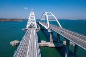 Планы Украины по уничтожению Крымского моста провалились