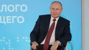 Путин посетовал на упущенные демографические возможности из-за распада СССР