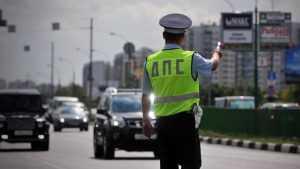 У московских водителей может появиться еще один штраф