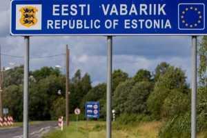 Эстония не планирует отказываться от укрепления границы с Россией