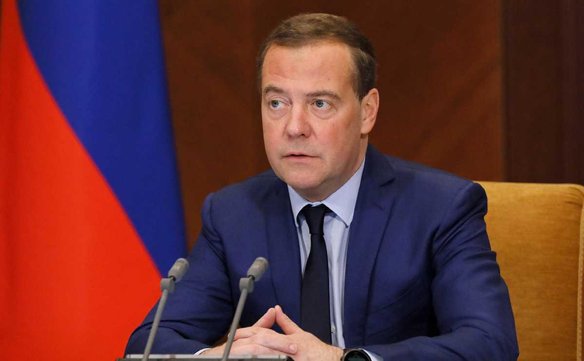 Медведев: «Россия никогда не была против отношений Украины и Евросоюза»