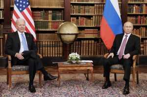 Байден рассказал, почему так резко высказался о российском президенте Путине