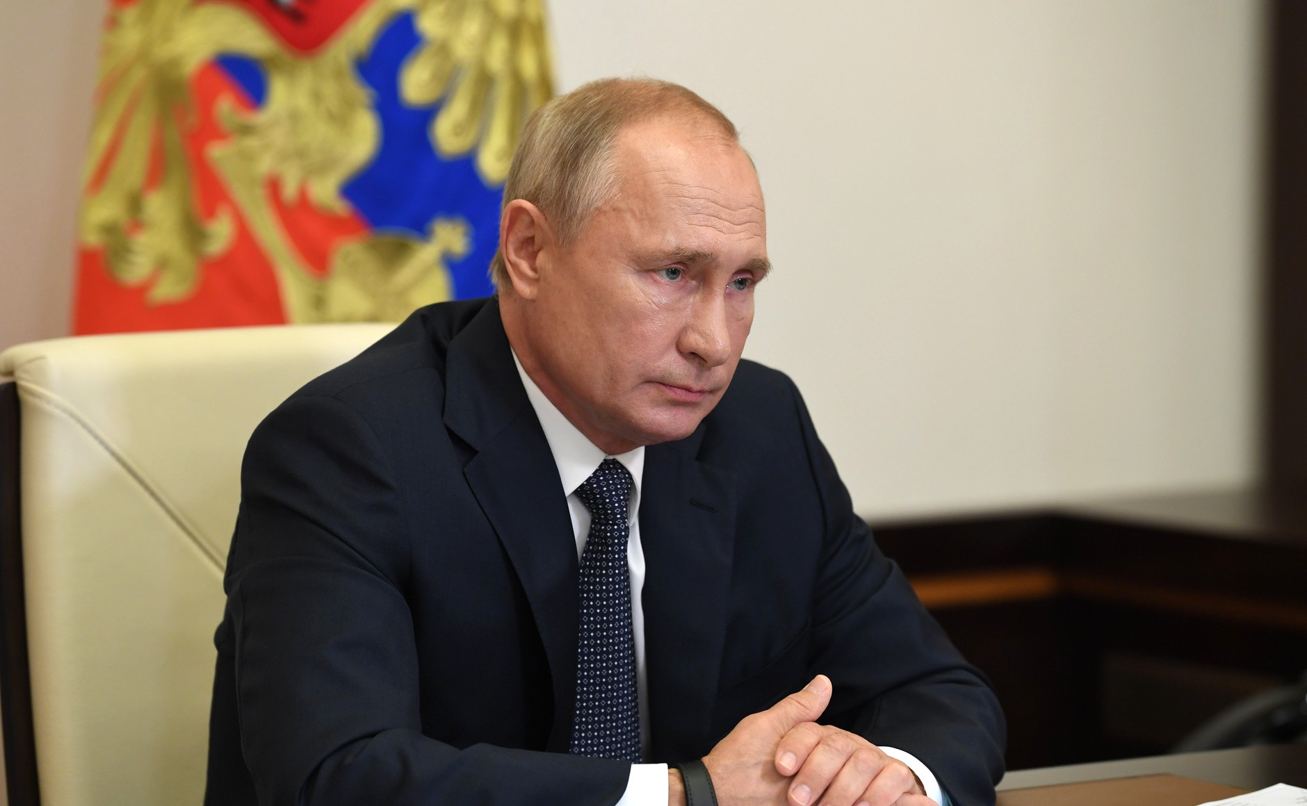 Путин высказался «за» проведение еще одного ЧП по футболу