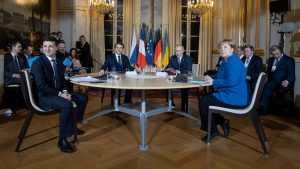 В Москве не уверены, что страны «нормандского формата» хотят урегулировать ситуацию на Донбассе