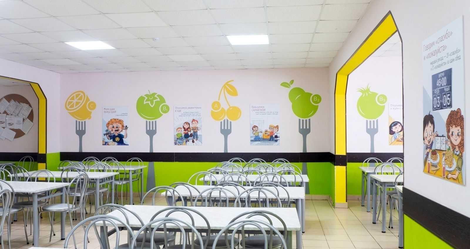 В российских школьных столовых могут запретить очередные продукты
