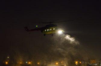 Поиски упавшего гидросамолета в ХМАО приостановили