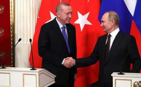 Эрдоган может поменять отношение к Росси в пользу Запада