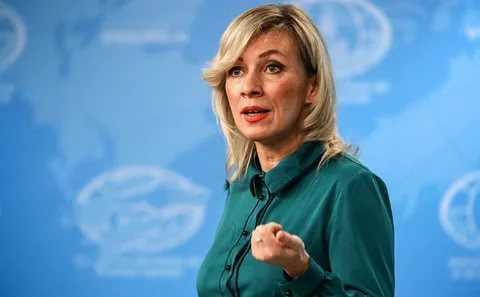 Мария Захарова, представитель МИД РФ, рассказала, что Европейский Союз продолжает жить в реалиях колониализма.