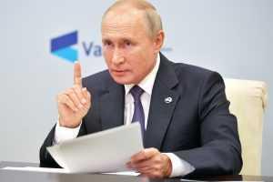 Путин об увеличении числа фракций в Думе