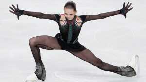 Фигуристка Валиева выиграла турнир в Финляндии с двумя мировыми рекордами