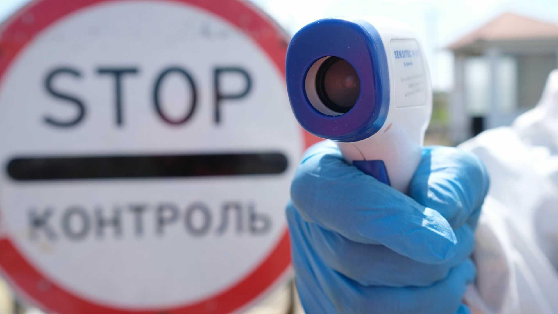 В России не исключили введение локдауна из-за коронавируса