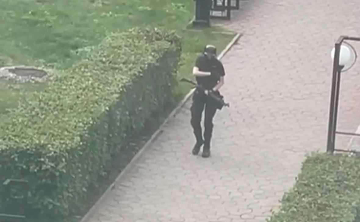 Сотрудник ДПС, обезвредивший пермского стрелка, получит финансовую премию