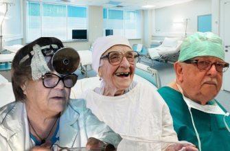 Из-за нехватки врачей в России на работу будут приглашать пенсионеров