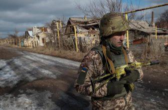 Пентагон считает, что Россия первой начала войну в Донбассе