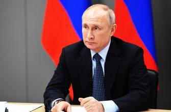 Путин пообещал поддержать малый и средний бизнес на время нерабочих дней