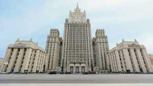 В МИД ответили на угрозу Великобритании «напасть на Россию»