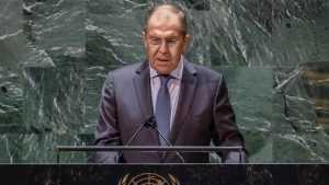 Лавров рассказал об отношении Европы к российской вакцине от коронавируса