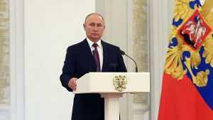 Путин дал указания по работе новой Государственной думе
