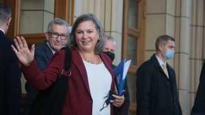 Нуланд оценила встречу с российскими дипломатами