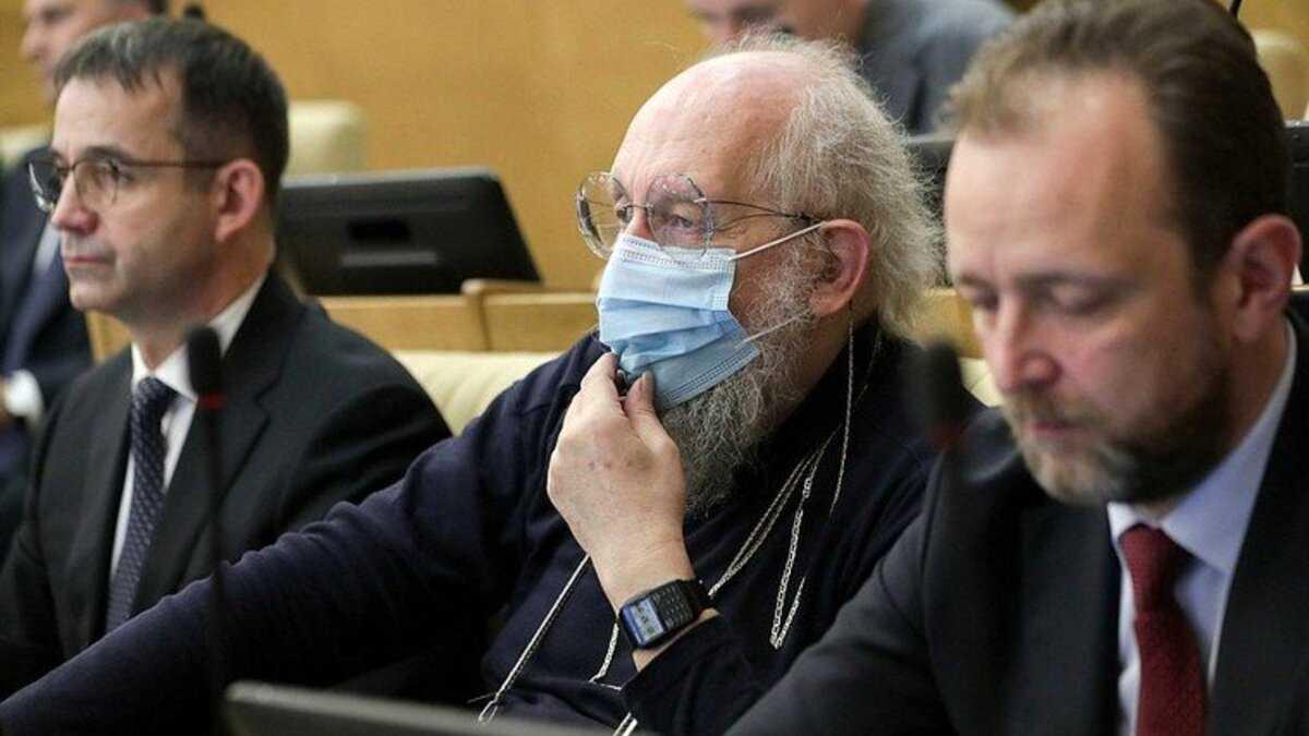 Депутат Вассерман рассказал, почему пришел на работу без знаменитой жилетки