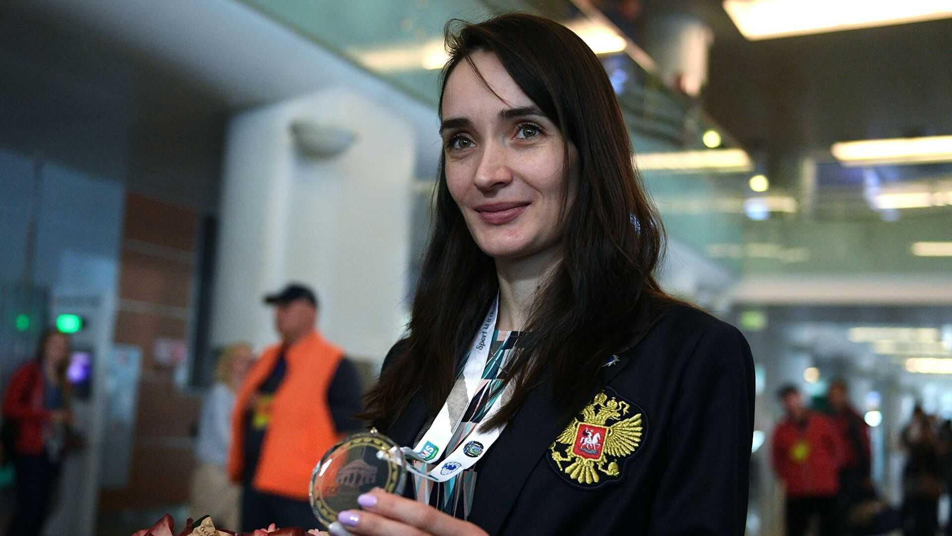 Российские шахматистки обыграли в финале командного чемпионата мира сборную Индии