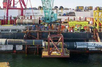 Тестирование «Северного потока – 2» повлияло на стоимость газа в Европе