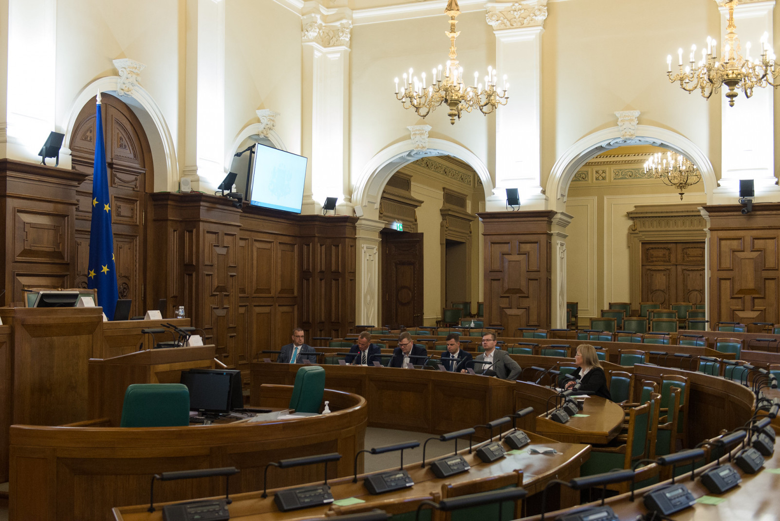 В Латвии разгорелся русофобский скандал из-за высказывания помощницы депутата