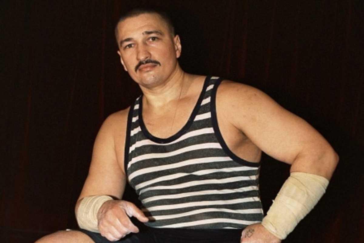 От коронавируса умер самый сильный человек России