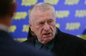 Жириновский призвал сажать в тюрьму тех, кто отказывается от вакцинации