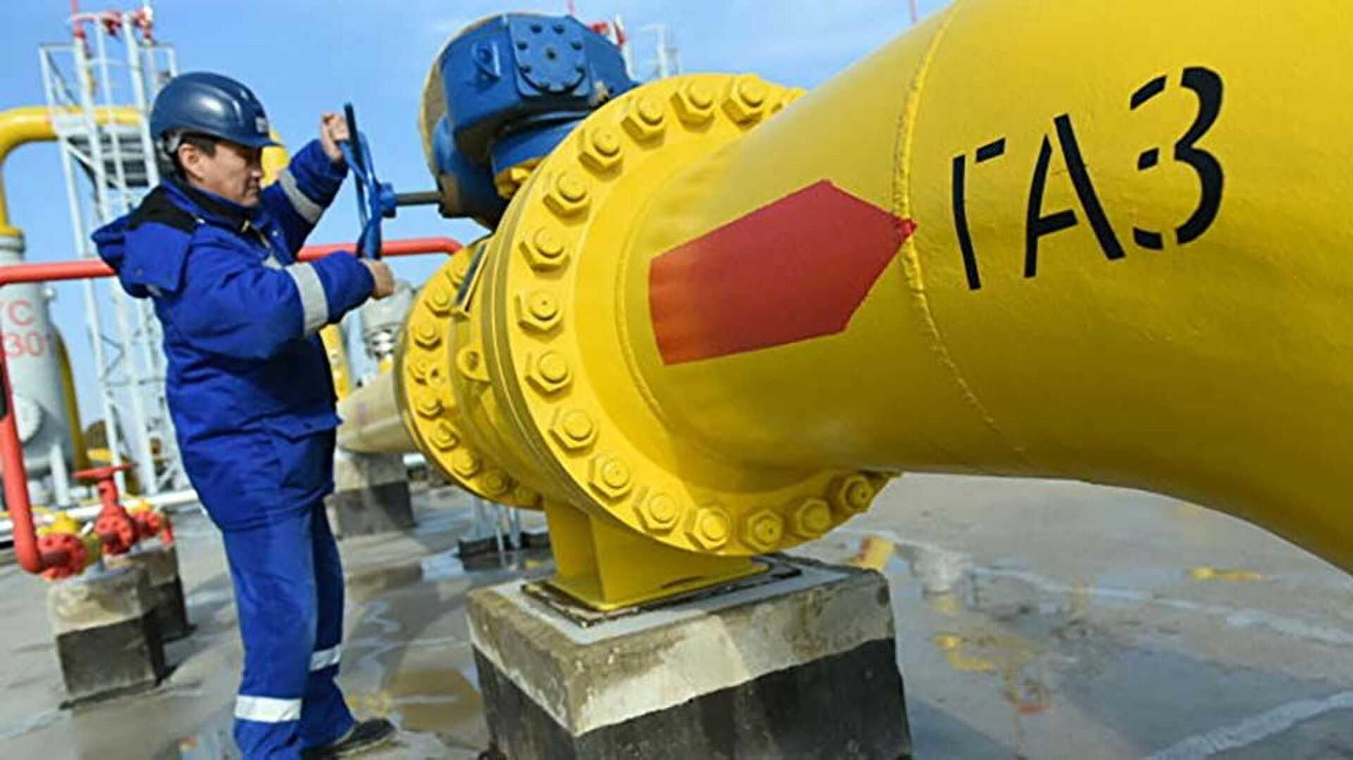 На Украине провели параллель между газовым кризисом и водной блокадой Крыма