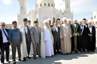 Мусульман России просят указать свой родной язык при переписи